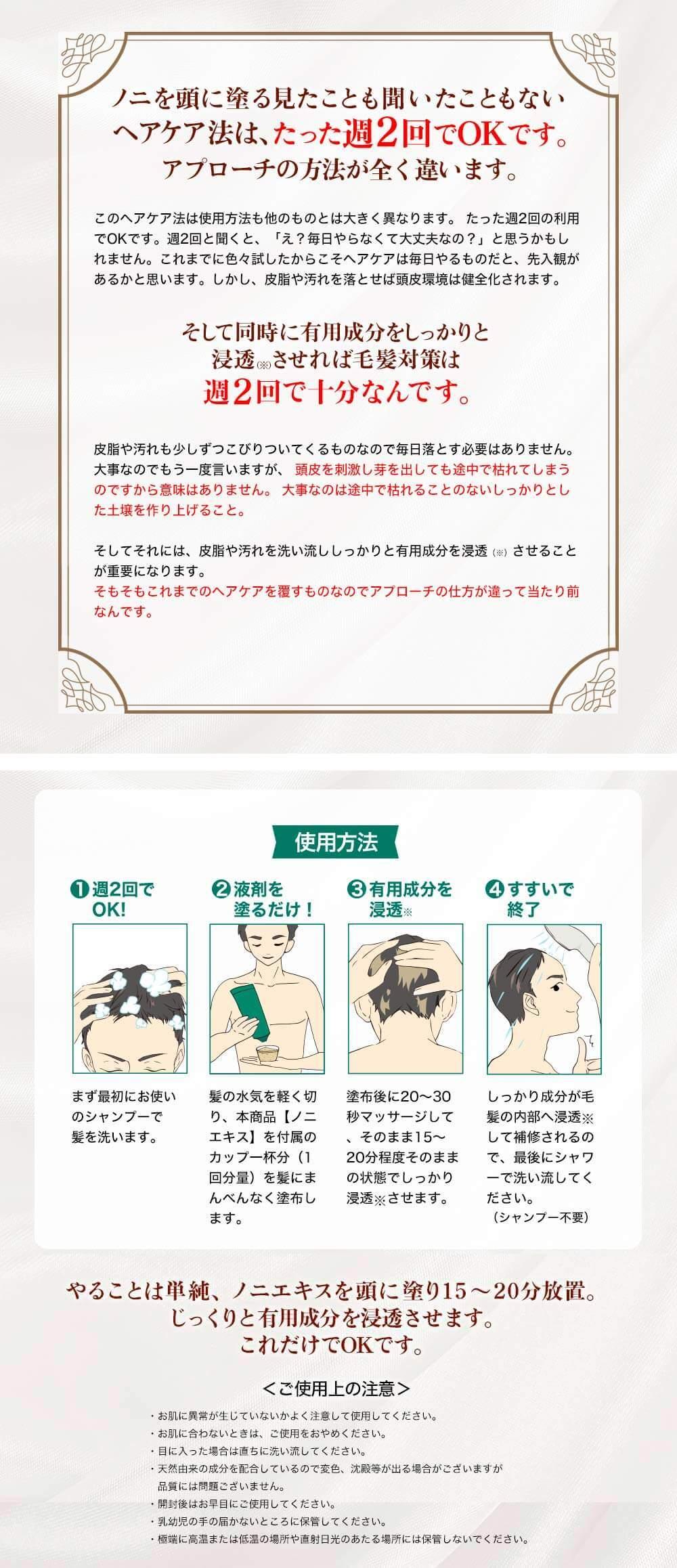 ランブット(rambut)使い方